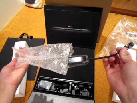 samsung series 9 laptop NP900X3A unboxing