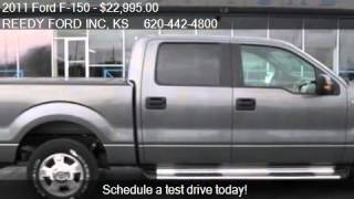 2011 Ford F-150  for sale in Arkansas City, KS 67005 at the