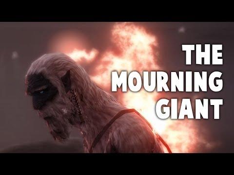 Skyrim : The Mourning Giant (видео)
