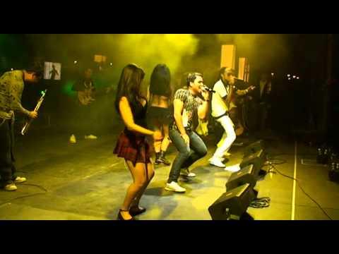 DJEMBE la banda – Damelo – EN VIVO