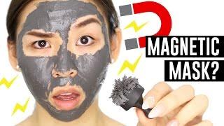Angkat Semua Kotoran & Minyak di Kulit dengan Masker Magnet