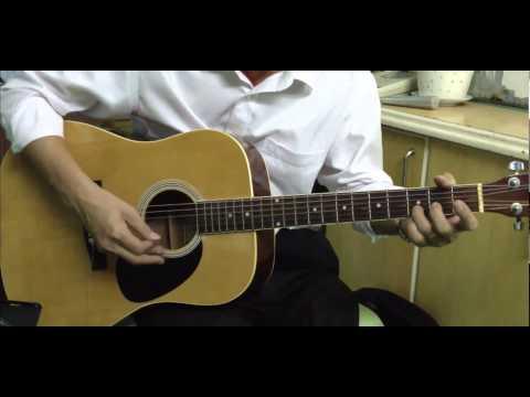 Về Đâu Mái Tóc Người Thương_Hoài Linh_Guitar Cover