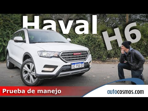 Test Haval H6 Coupé