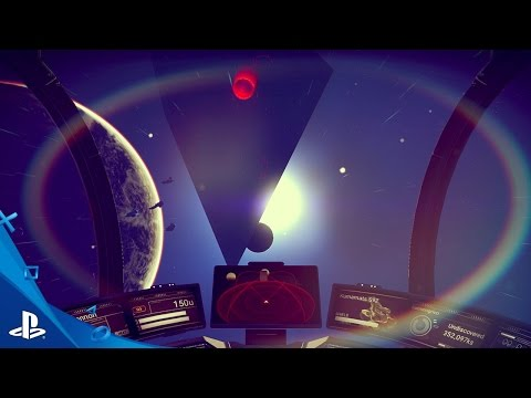 No Man's Sky - Launch Trailer | PS4