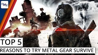 5 Reasons to give Metal Gear Survive a chance