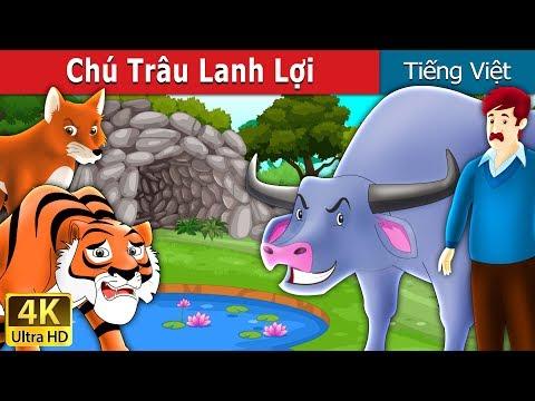 Chú Trâu Lanh Lợi   Chuyen co tich   Truyện cổ tích việt nam - Thời lượng: 13:53.