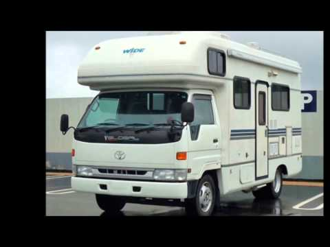 Wonderful 1988 TOYOTA COASTER MOTORHOME CAMPERVAN For Sale In Gympie QLD  1988