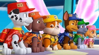 Video PAW Patrol Mighty Pups - All Pups Mighty Rescue Vehicles Transformations - Fun Pet Kids Games MP3, 3GP, MP4, WEBM, AVI, FLV Januari 2019