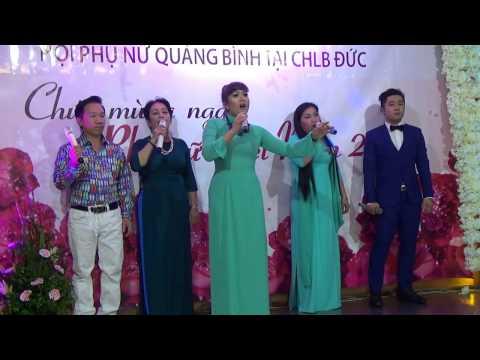 Hội Phụ nữ Quảng Bình kỷ niệm ngày 20/10 - Múa mở màn