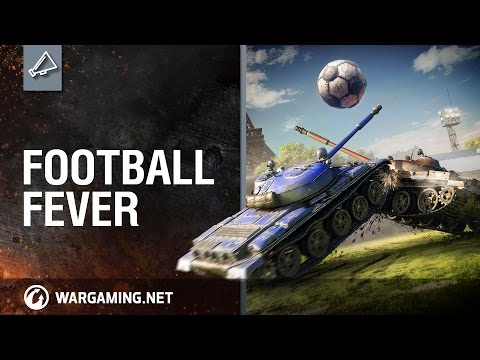 World of Tanks PC - Soccer Mode is Coming Back!