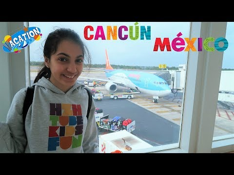 Family Vacation in CANCUN MEXICO! Daily Vlog