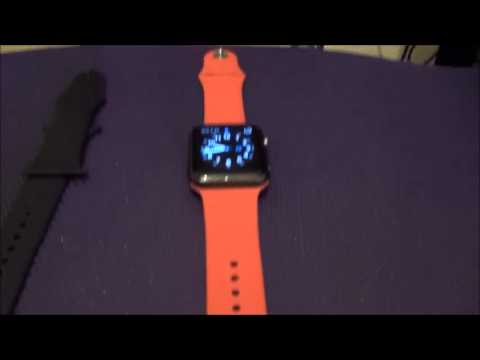 Review On Apple Watch Sport 42mm