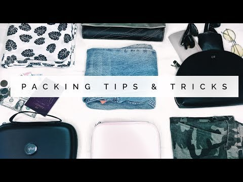 WHAT I'M PACKING FOR COACHELLA | TIPS & TRICKS | Danielle Peazer