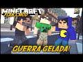 Minecraft: GUERRA GELADA! (Flan's Mod)