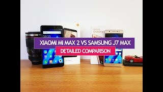 Xiaomi Mi Max 2 and Samsung Galaxy J7 Max are two devices with large displays in sub 20k price segment. Here is the detailed comparison of the two phones for design, build, display, software, performance, camera and battery life. Stay tuned to Techniqued for the latest in mobile technology and hit that Subscribe button or click the link below:http://www.youtube.com/user/nirmaltv?sub_confirmation=1Contact Info:Twitter: @nirmaltv (https://twitter.com/nirmaltv )Facebook: http://www.facebook.com/techniquedGoogle+: http://google.com/+TechniquedInstagram: http://instagram.com/nirmaltvWebsite: http://www.nirmaltv.com