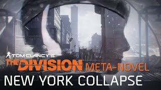 Trailer - Meta-novel New York Collapse
