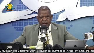 PRIMICIA: Dominguez Brito renuncia ministerio Medio Ambiente para trabajar candidatura presidencial