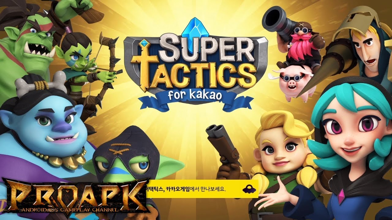 SuperTactics : Realtime Battles