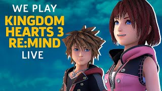 Kingdom Hearts 3 Re:Mind DLC Is Out On PS4 by GameSpot
