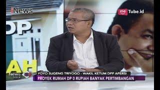 Video Waketum DPP Apersi Jelaskan Konsekuensi Warga Miliki Rumah DP 0 Rupiah - iNews Sore 12/10 MP3, 3GP, MP4, WEBM, AVI, FLV Oktober 2018