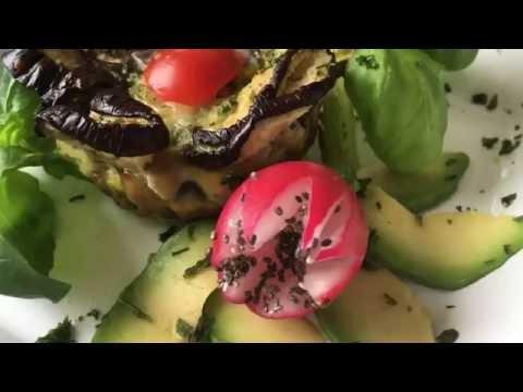 ricetta veloce e sfiziosa: tortino di melanzane