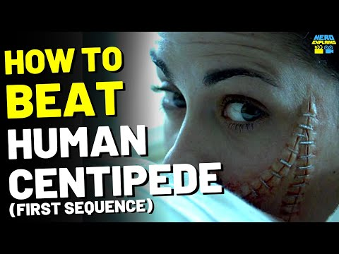 Play this video How to Beat the EVIL SURGEON in quotTHE HUMAN CENTIPEDEquot 2009