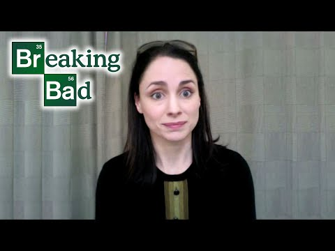 Breaking Bad Audition Tape - Laura Fraser Audition Footage For Lydia | Breaking Bad Extras