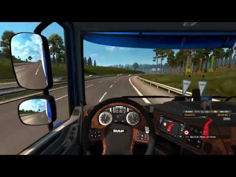 DAF XF 106 Stock Sound