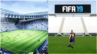 Video NEW OFFICIAL STADIUMS IN FIFA 19 MP3, 3GP, MP4, WEBM, AVI, FLV Juni 2018