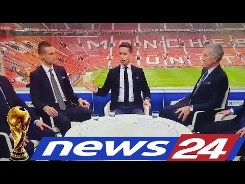 News24 -  Sky Sports Presenter Responds To Souness' Man Utd Vs Liverpool Outburst