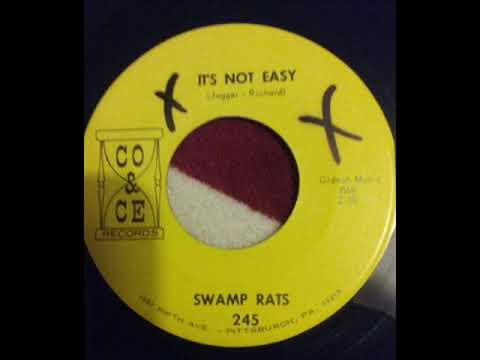 Swamp Rats   Its Not Easy   Sixties Garage