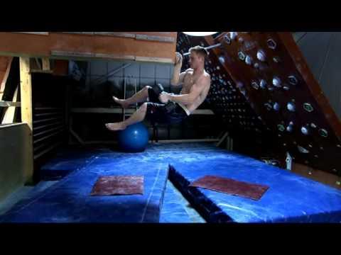 Norwegians Crazy Climbing Workout