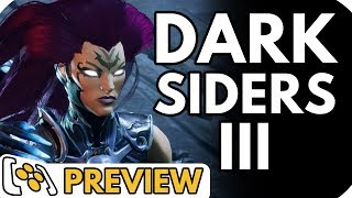 Darksiders 3 Preview | A Bayonetta-inspired blast