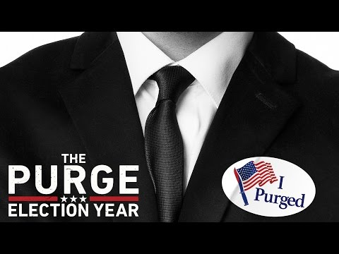 The Purge: Election Year - In Theaters July 1