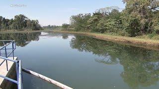 Queda na captação do nível do rio Batalha faz com que DAE busque alternativas