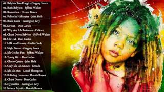 Best Of Reggae Roots Songs / Reggae Roots Hits 80's,90's
