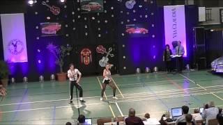 Melanie Weber & Nicolas Kuran-Pellegatta - Via Claudia Cup 2013