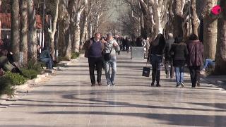 Sunce izmamilo Mostarce na ulice