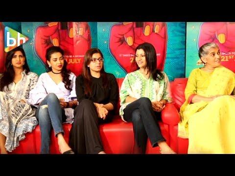 Konkona Sen Sharma | Ratna Pathak Shah | Aahana Kumra | Lipstick Under My Burkha | Full Interview