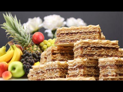 Oblatne s jabukama - Hranom do zdravlja - Mira Materić