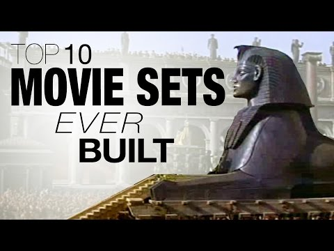 The Best Movie Sets Ever Built, Ranked