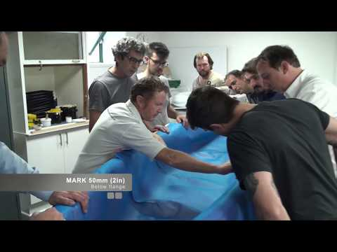 Epoxy infusion video: learn how to build a canoe with PBO and West System International