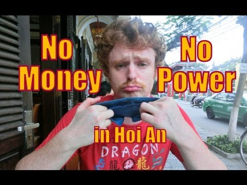 VIDEO: Credit Card Problems in Hoi An
