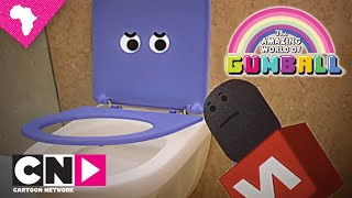 The Amazing World of Gumball | The News | Cartoon Network Africa