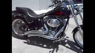 10. 2006 Harley Davidson Softail Standard