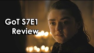 Welcome back ya legends. Here's me recap and review on Game of Thrones Season 7 Episode 1