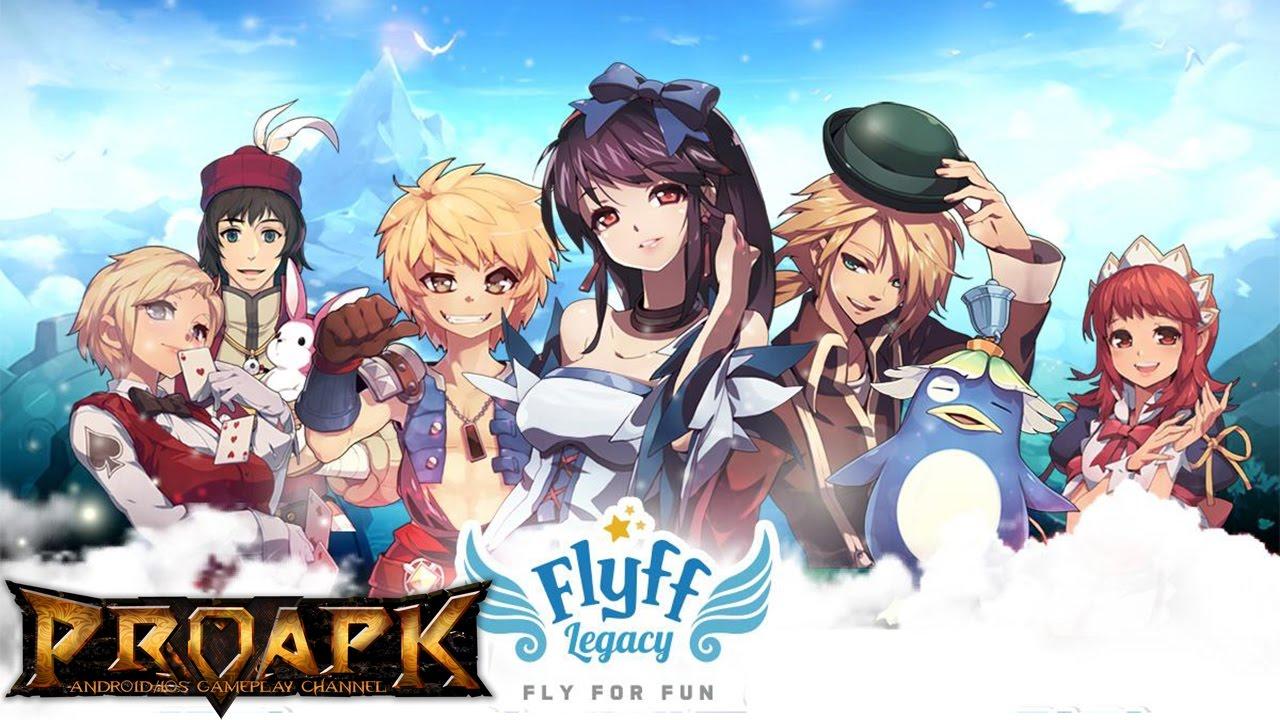 Flyff Legacy - 프리프 레거시