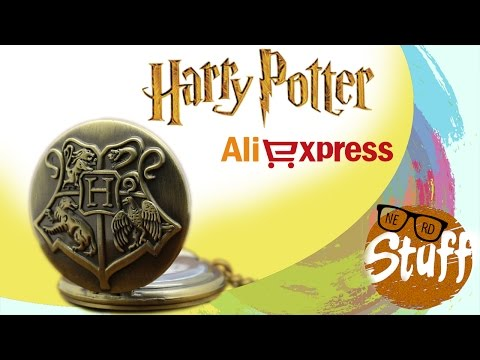 HARRY POTTER: Orologio Hogwarts (Aliexpress ITA)