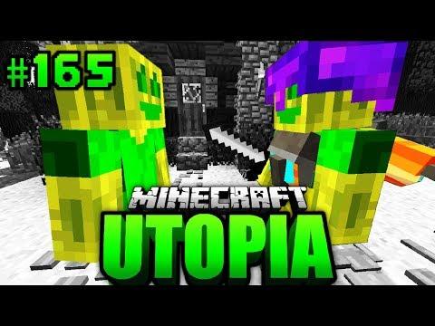 WAS Ist DAS PASSWORT Minecraft Utopia DeutschHD - Minecraft utopia spielen