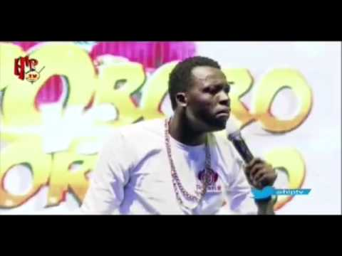 Akpororo go mad on stage again!! Akpororo vs Akpororo 2016 Lagos Part 3